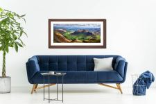 The Langdale Valleys - Lake District Framed Print on Wall