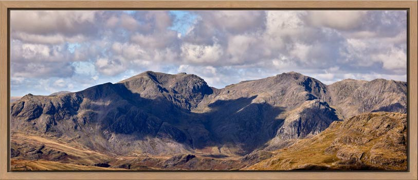 Sca Fell From Coniston Fell - Modern Print