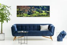 Chapel Stile in Langdale - Canvas Print on wall