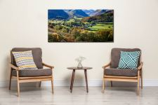 Trees of Borrowdale - Canvas Print on Wall