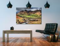 Great Landgale from Cumbrian Way - Lake District Canvas on Wall
