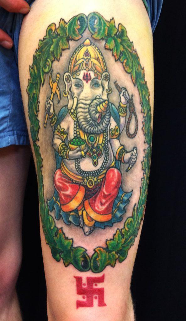 hindi tattoo tattoo Tauranga New Zealand