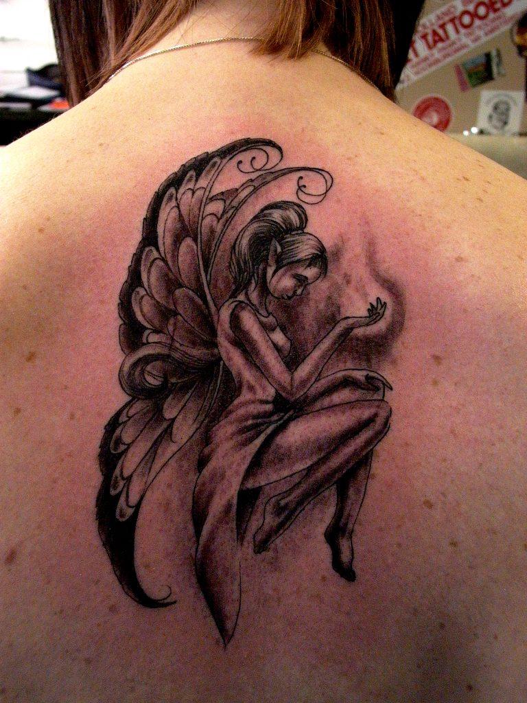 fairie tattoo