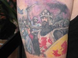 crusaders tattoo Tauranga New Zealand