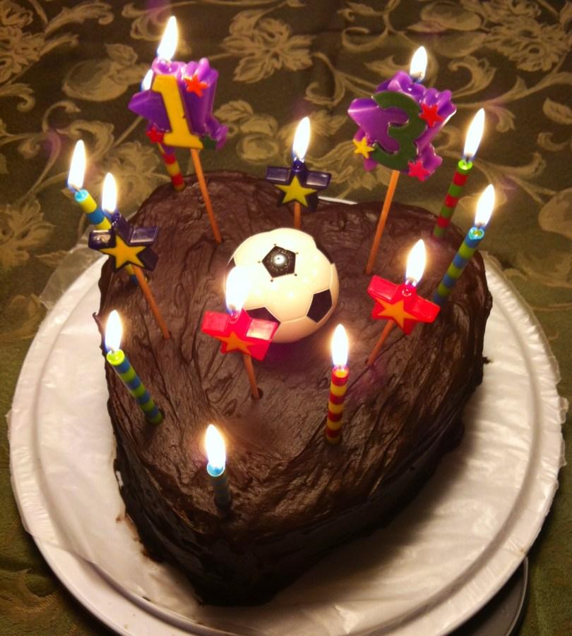 13Th Birthday Cake 13th Birthday Cake Hm