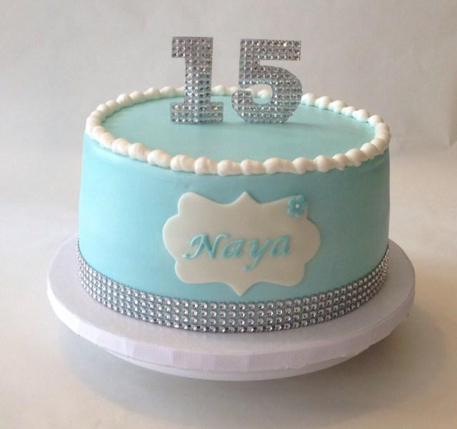 15Th Birthday Cakes 15th Birthday Cakes