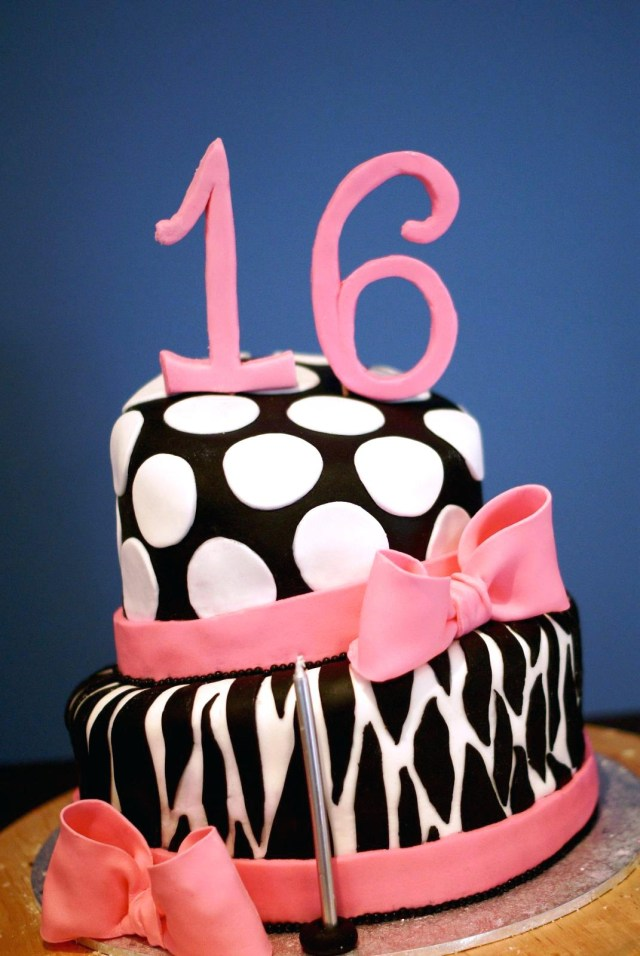 16Th Birthday Cake Ideas 16th Birthday Cakes For Girls Cake Decorations Mothers Day