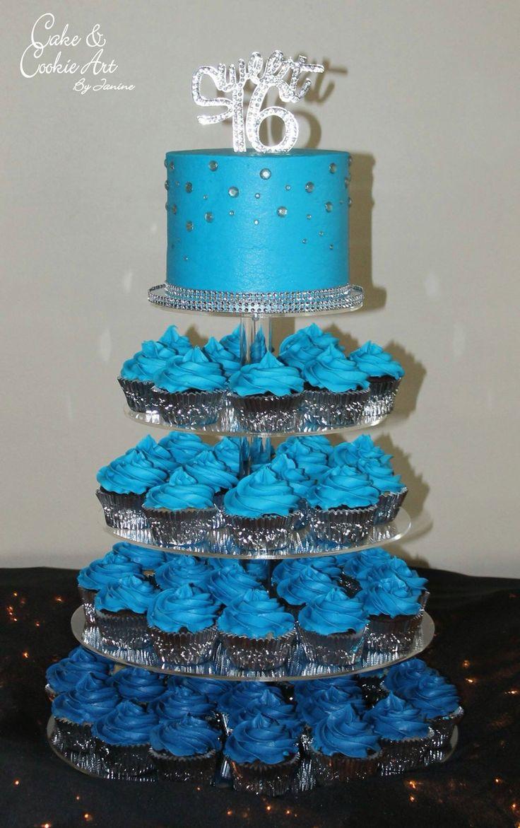 16Th Birthday Cake Ideas Cute 16th Birthday Cakes