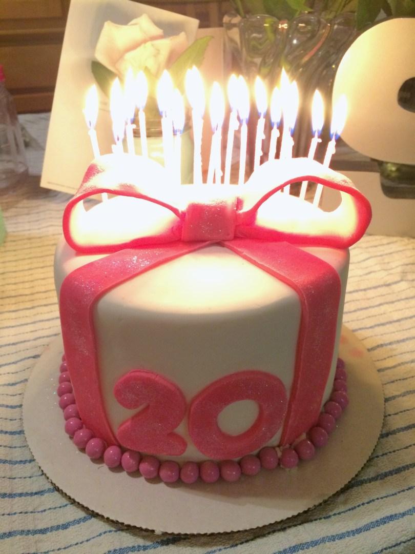 20Th Birthday Cake 8 Happy 20th Birthday Cakes For Males Photo 20th Birthday Cake