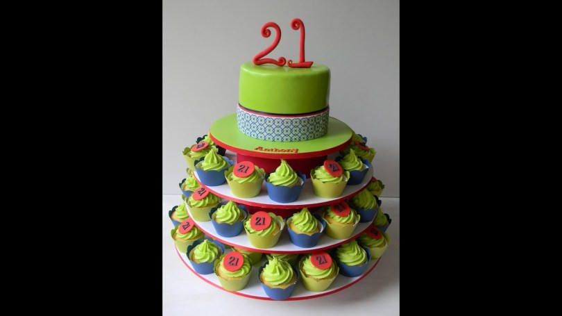 21St Birthday Cake Ideas 21st Birthday Cake Ideas Diy Youtube