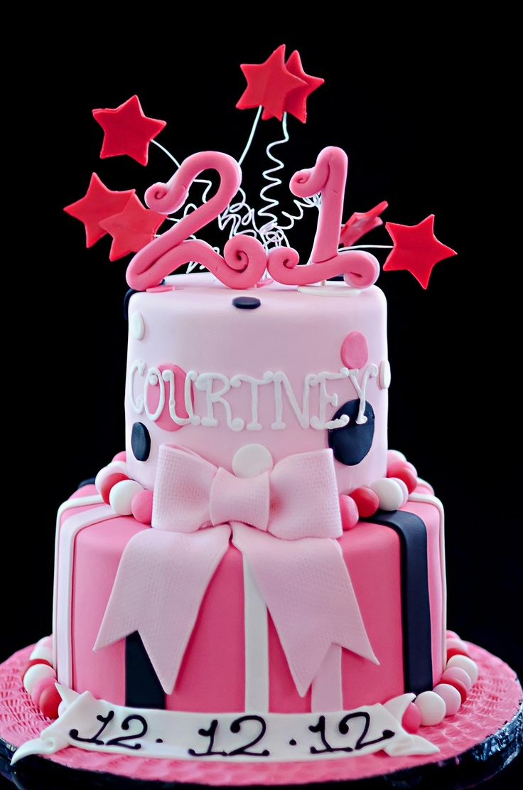 21St Birthday Cakes 11 21st Birthday Cakes Party Photo Happy 21st Birthday Cake Ideas