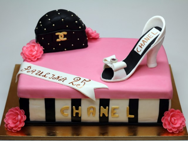 25Th Birthday Cake Ideas Zoviti Blog Its A Girly 25th