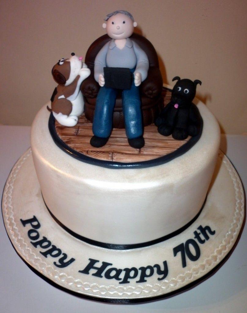 70Th Birthday Cake Ideas Cake Ideas For Men 70th Birthday Cake Photo Ideas 70th Birthday