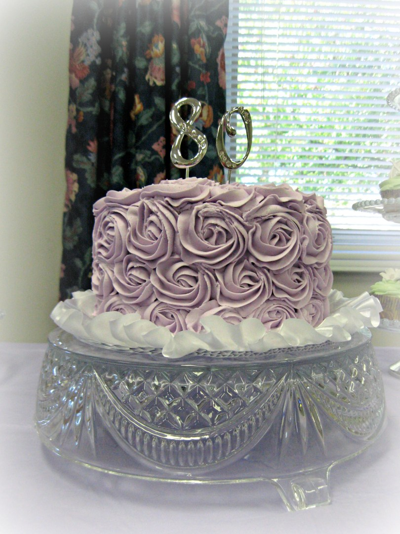 80Th Birthday Cake Ideas Image Result For Cake Designs For 80th Birthday A Little Bit Of