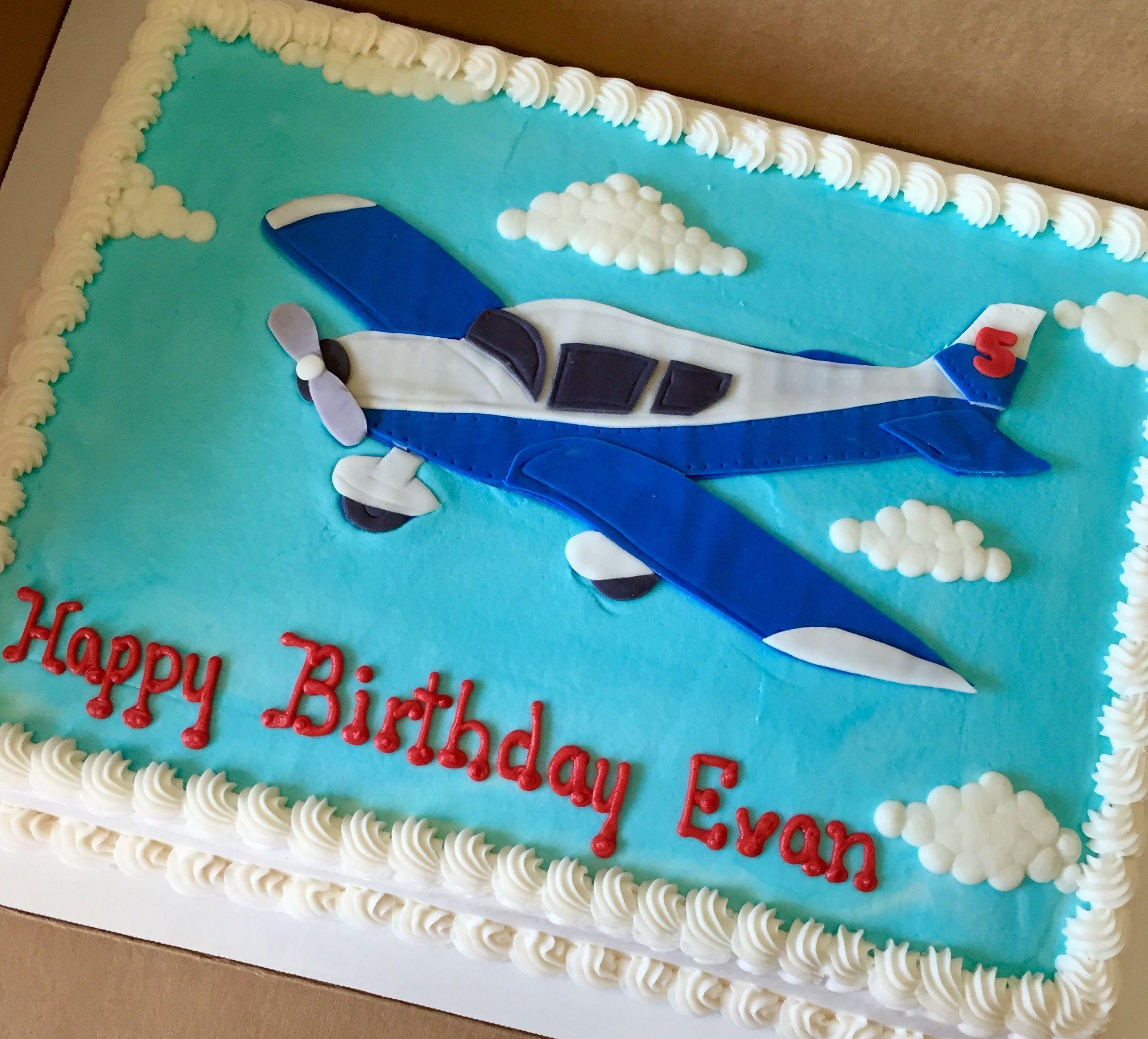 30 Inspired Photo Of Airplane Birthday Cake