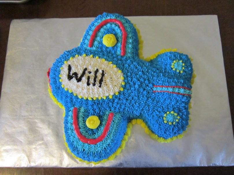 Airplane Birthday Cake The Ercanbracks Airplane Birthday Cake