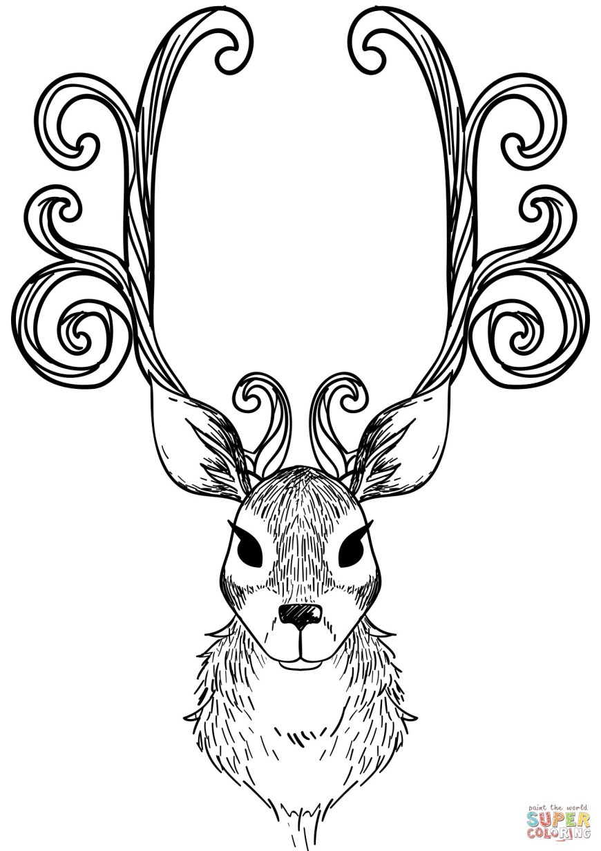 Amazing Coloring Pages Rudolph The Red Nosed Reindeer And Clarice Coloring Pages Easy Part