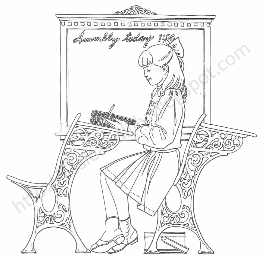 American Girl Doll Coloring Pages American Girl Doll Coloring Pages Coloringsuite Ruva