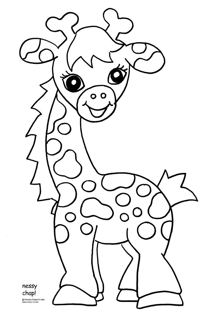Animals Coloring Pages Best Zoo Animals Coloring Pages Colin Bookman
