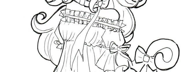 Anime Girl Coloring Pages Anime Girls Coloring Pages Free Coloring Pages