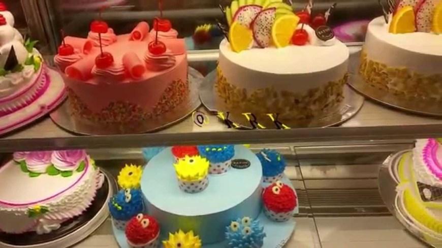 Bakery Birthday Cakes Bread Phnom Penh City Bayon Bakery Birthday Cake Bread In Bayon