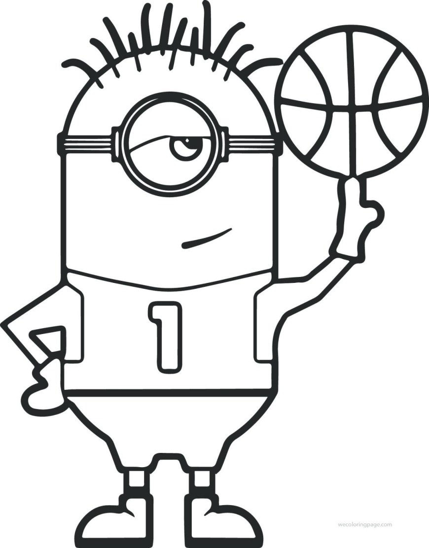 Ball Coloring Pages Basketball Ball Coloring Pages Futurama