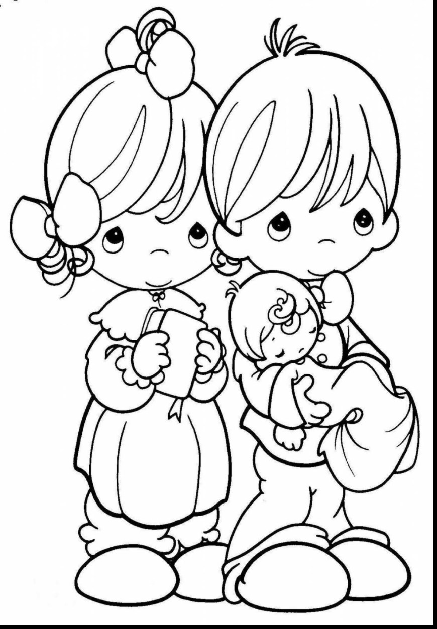 Baptism Coloring Pages Precious Moments Coloring Pages Baptism Chronicles Network