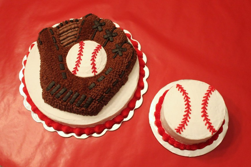 Baseball Birthday Cake Say It Sweetly Baseball Birthday Cake Smash Cake