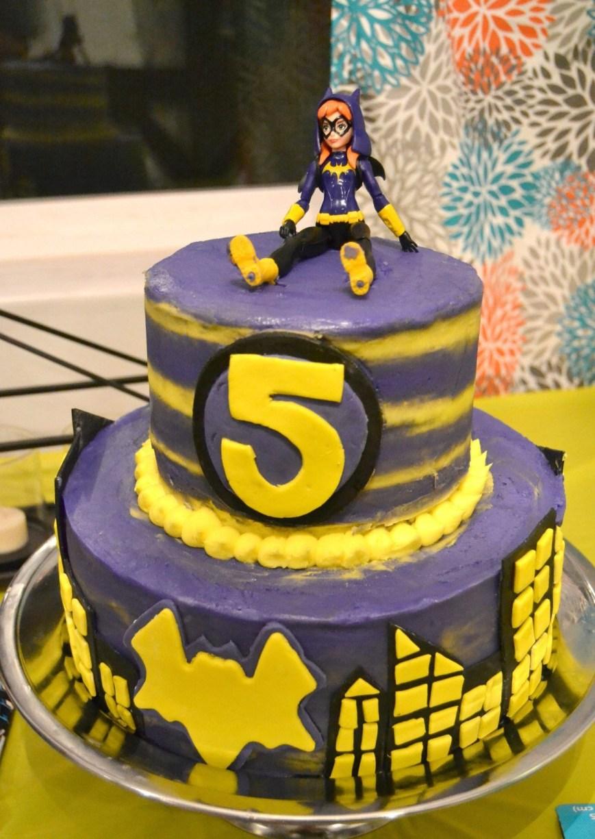 Batgirl Birthday Cake Batgirl Birthday Cake Cakes Pinterest Birthday Batgirl Cake