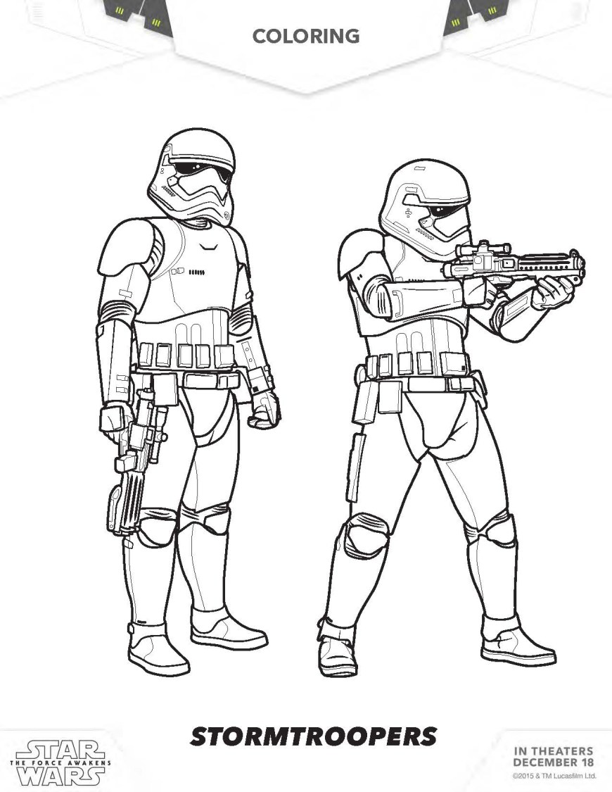 Bb8 Coloring Page Star Wars Coloring Pages The Force Awakens Coloring Pages