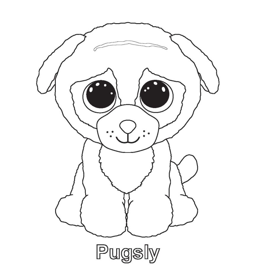 Beanie Boo Coloring Pages 28 Beanie Boo Coloring Pages Compilation Free Coloring Pages