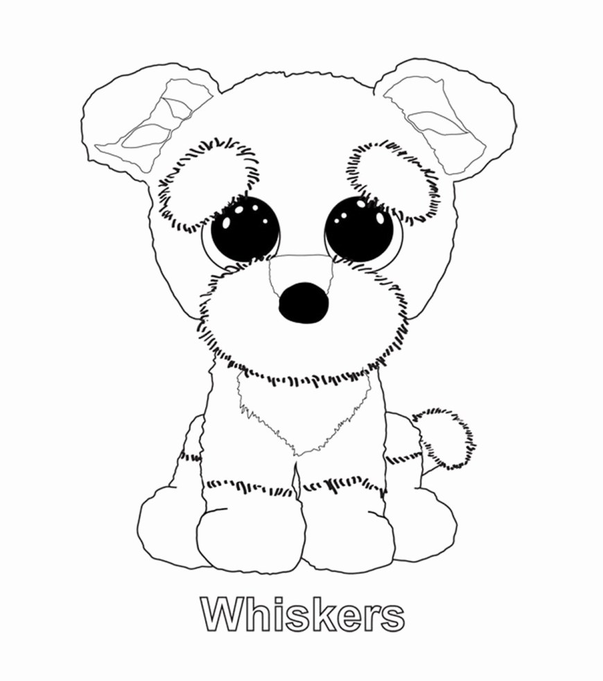 Beanie Boo Coloring Pages Coloring Pages Coloring Pages Beanie Boo Online Best Of Pinky The