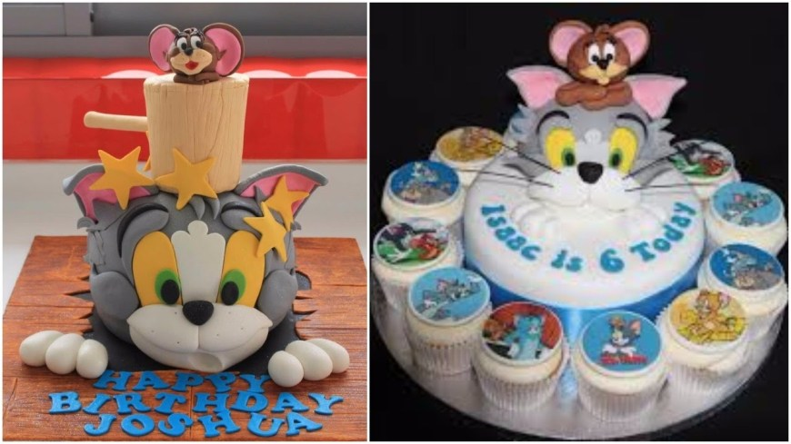 Birthday Cake Design Cartoon Birthday Cake Design For Kids Youtube