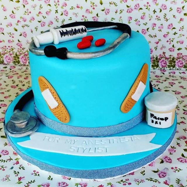Birthday Cake Farts Makasi Atas Kepercayaannya Cake Cakegram Cakefarts Cakedesign