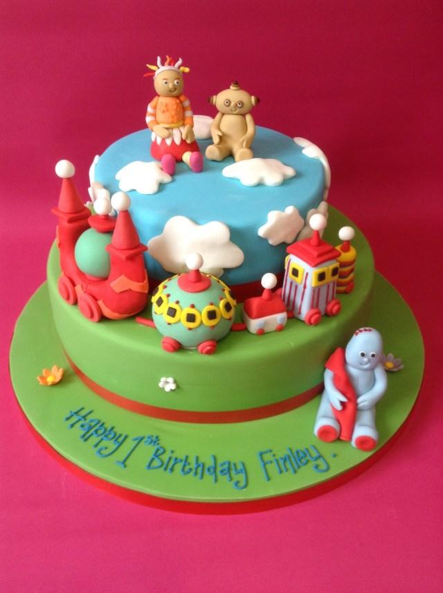 Birthday Cake For Boy Childrens Birthday Cakes The Little Cake Cottage