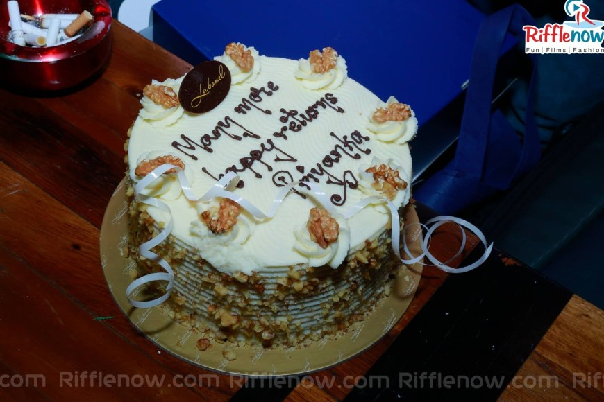 Birthday Cake Images With Name Birthday Name Cake Many More Happy Returns Priyanka Birthday Cake