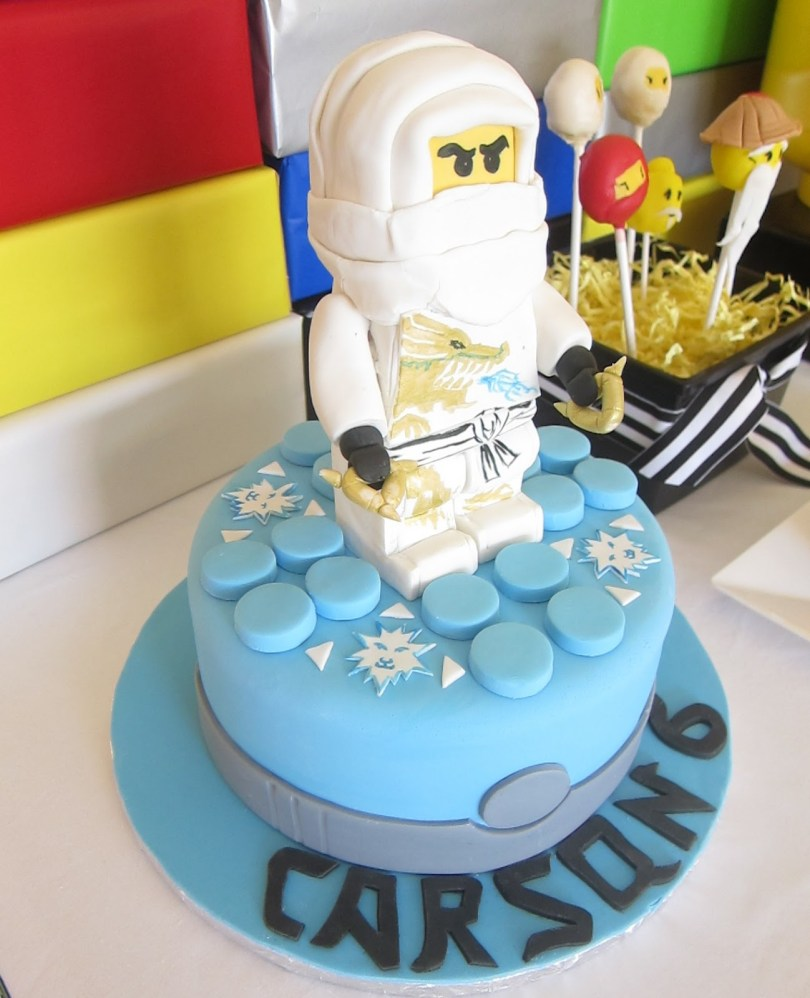 Birthday Cake Themes Ninjago Cakes Decoration Ideas Little Birthday Cakes