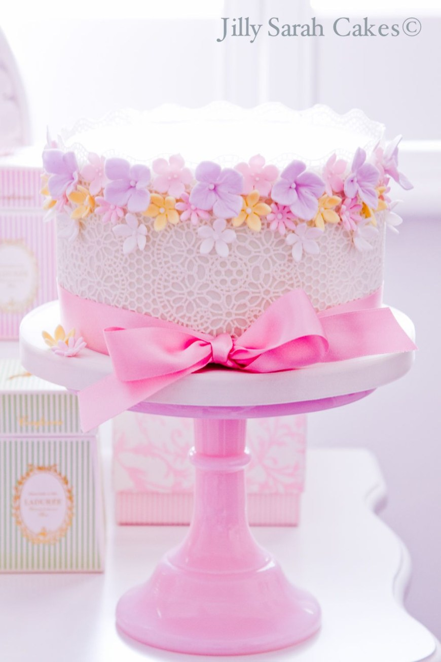Birthday Cakes With Flowers Girls Birthday Cakes With Flowers Google Search Cake Stuff