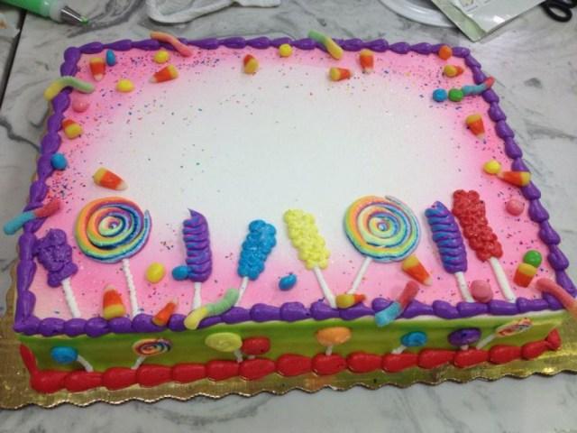 Birthday Sheet Cakes Birthday Cake Sheet Cake Happy Holidays