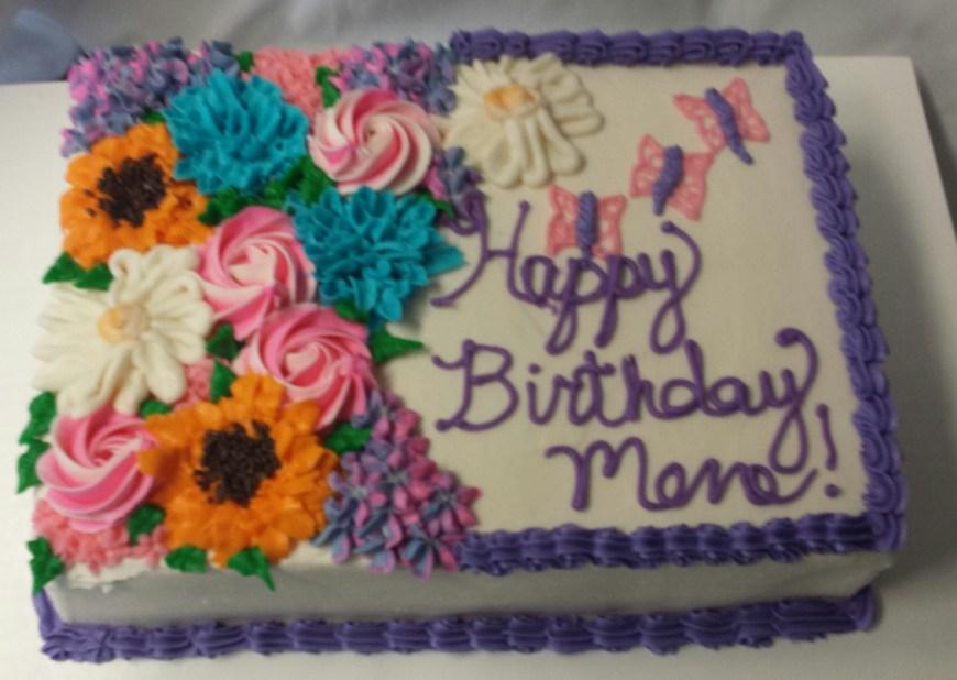 Birthday Sheet Cakes Birthday Sheet Cake Images Happy Holidays