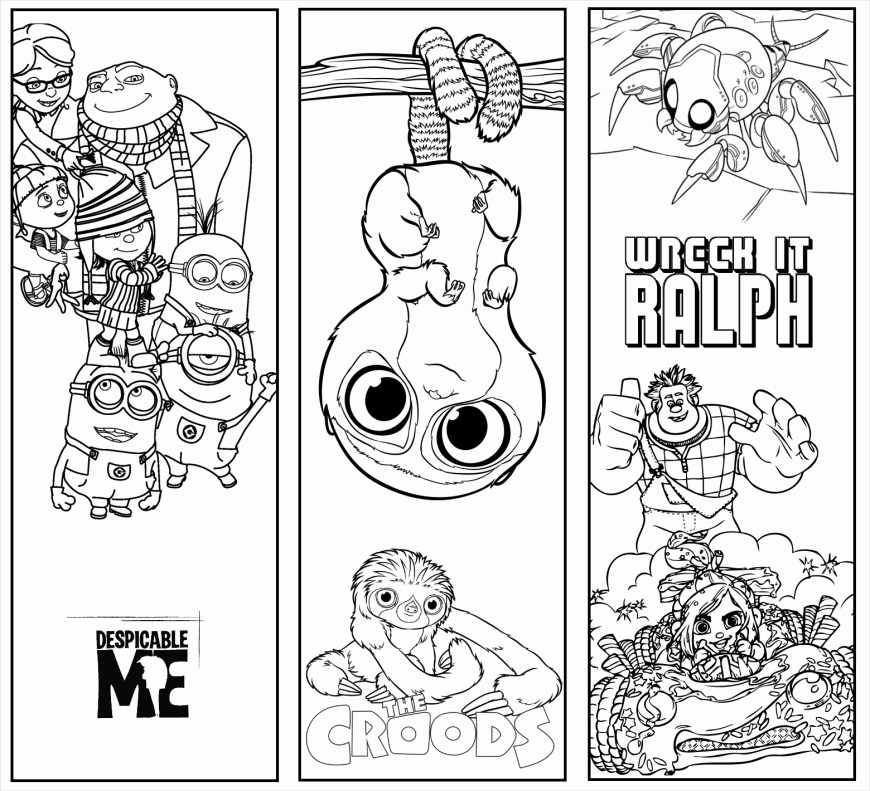 Bookmark Coloring Pages How To Craft Mother S Day Bookmark Coloring Page Hellokids Com