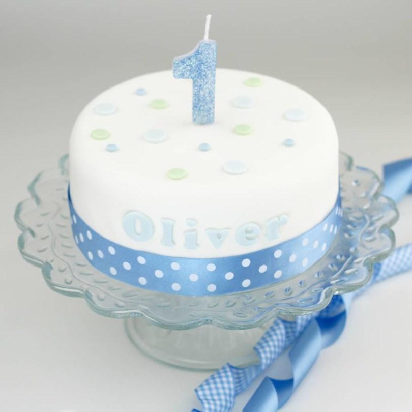 Boys Birthday Cake Personalised Boys Birthday Cake Decorating Kit Clever Little Cake