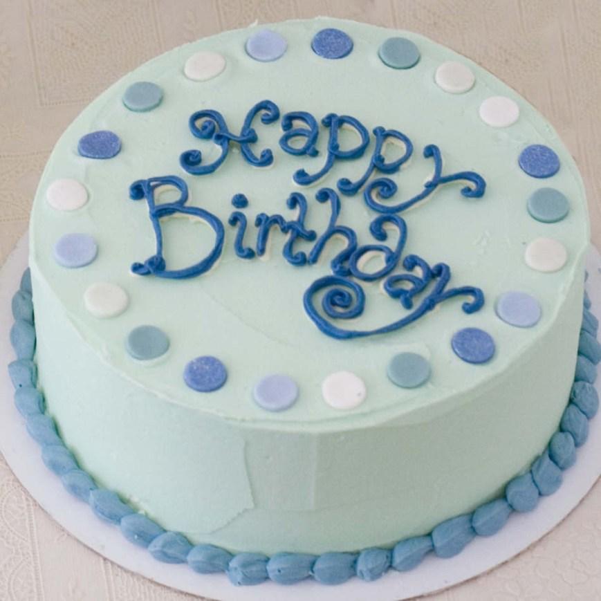 Buttercream Birthday Cakes Buttercream Birthday Cake