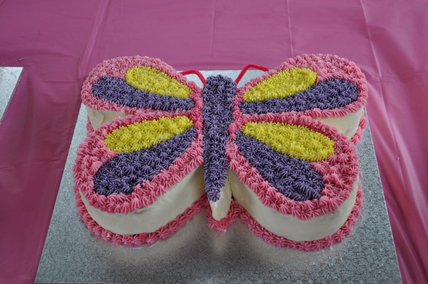 Butterfly Birthday Cakes Pin Ab Chou On Kidlet Birthdays In 2019 Pinterest Butterfly