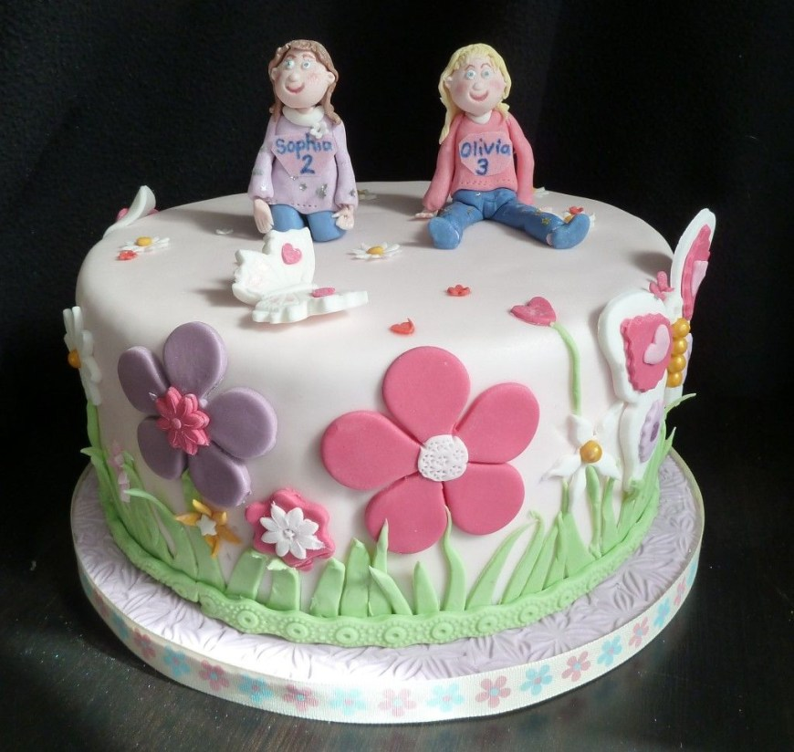 Cakes For Birthdays Image Result For Birthday Cakes For Twins Cakes And Cookies Cake