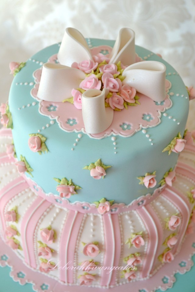 Cakes For Birthdays This Cake For A Girls Birthday Or Tea Party Or If Its A Girl It