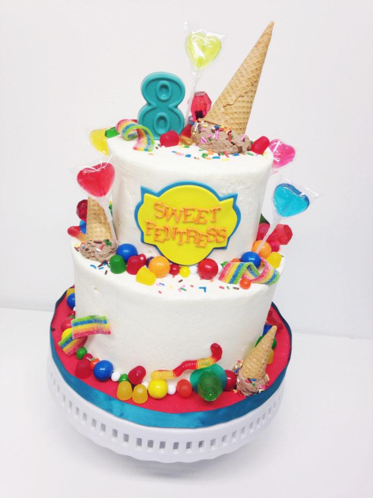 Candy Birthday Cake Nashville Sweets Candy Birthday Cake