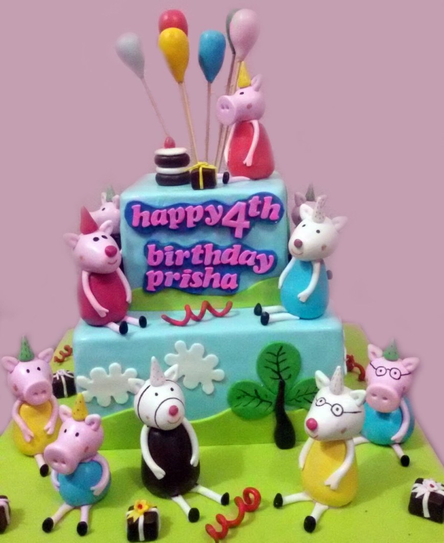 Cartoon Birthday Cake Buy Cartoon Birthday Cake For Boys Online At Best Prices From Guntur