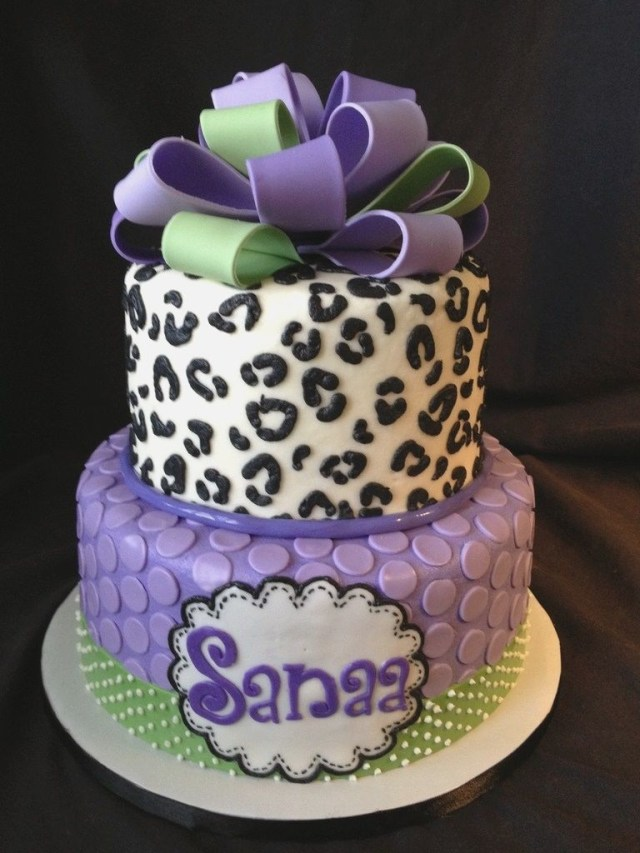 Cheetah Birthday Cake Best Cheetah Birthday Cake Design Ideas Amazingbirthdaycakesml