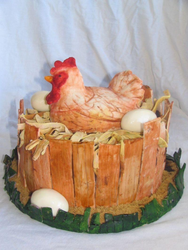 Chicken Birthday Cake The Political Chicken Happy 2nd Birthday Political Chicken